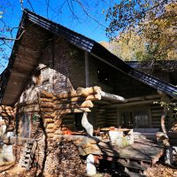 新建築山荘